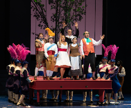 The Barber of Seville by Wolf Trap Opera.