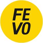 FEVO logo.
