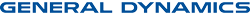 General Dynamics logo.