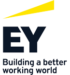 Ernst Young logo.